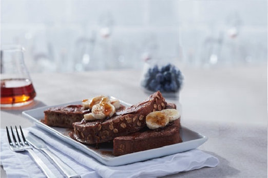 ALL-AMERICAN PROTEIN FRENCH TOAST
